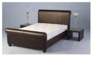 Tuscany Sleigh Bed